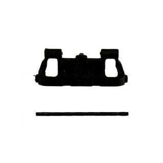Panzer III/StuG III/Panzer IV plastový náhradní člen pásu, včetně trnu