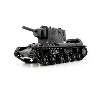 TORRO tank PRO 1/16 RC KV-2 754 (r) šedý - Infra IR