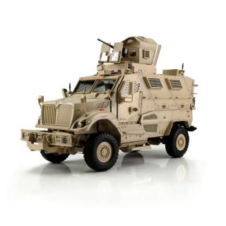 1/16 RC Maxx Pro MRAP - pouštní kamufláž