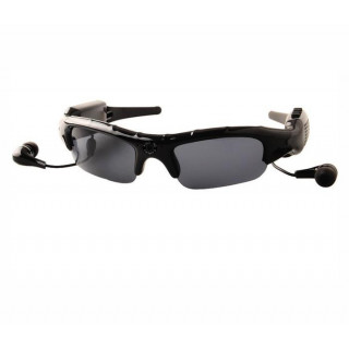 Bluetooth Sunglasses with Camera (With Battery)
