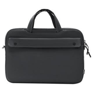 Baseus Basics shoulder bag for laptop up to 16'' (dark grey)