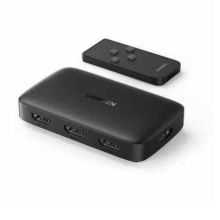 UGREEN HDMI Switch 3 IN 1 OUT HDMI Switcher Splitter