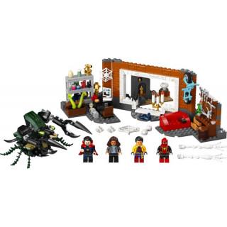LEGO Super Heroes - Spider-Man v dílně Sanctum