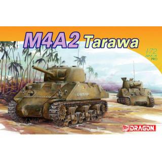 Model Kit tank 7305 - M4A2 TARAWA (1:72)