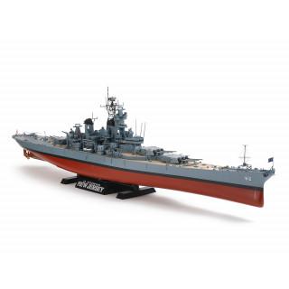 Tamiya 1:350 US Battleship New Jersey BB-62