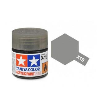 Tamiya Color X-19 Smoke gloss 10ml