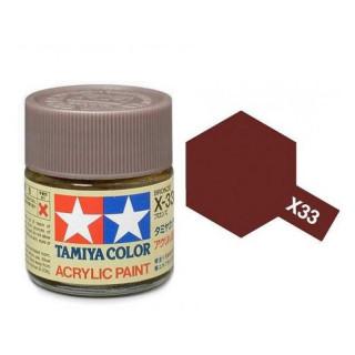 Tamiya Color X-33 Bronze gloss 10ml