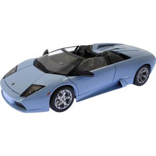 Bburago Lamborghini Murciélago Roadster 1:18 modrá