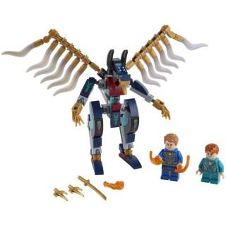 LEGO Super Heroes - Letecký útok Eternalů