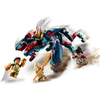 LEGO Super Heroes - Marvel Deviantova léčka!