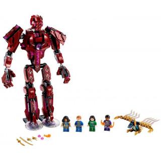 LEGO Super Heroes - Marvel Eternals Ve stínu Arishema