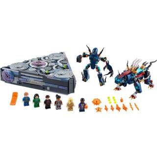 LEGO Super Heroes - Marvel Vzestup Doma
