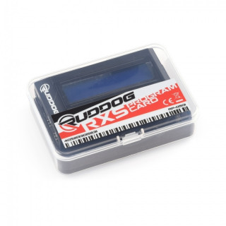RUDDOG Racing RXS programovací BOX