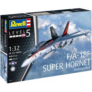 Plastic ModelKit letadlo 03847 - F/A-18F Super Hornet (1:32)