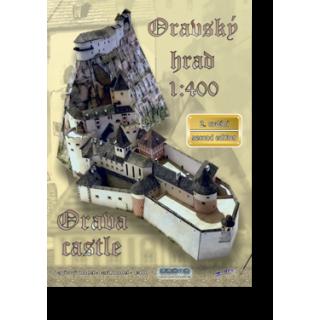 Oravský hrad 2. vydání 1:400