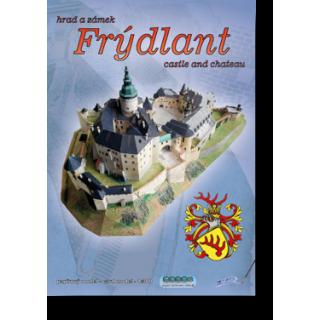 Hrad a zámek Frýdlant 1:300