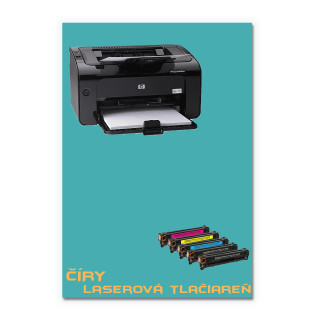 Čirý obtiskovací papír A4 - Laser