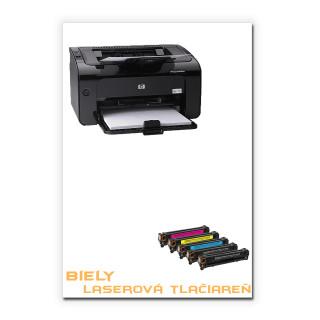 Bílý obtiskovací papír A4 - Laser