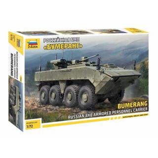 "Model Kit military 5040 - BMP ""Bumerang"" 8x8 APC (1:72)"
