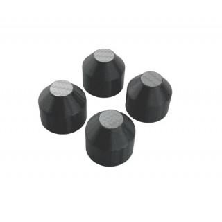 MAVIC AIR 2/2S - Ochranný kryt motorů (4ks) (černá)