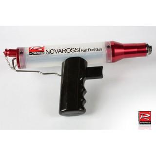 Palivo pistole s průvodcem