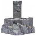 Kostely, hrady, mlýny a rozhledny